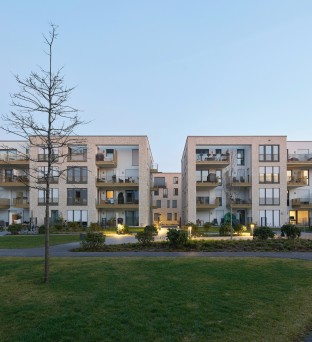 Residential Park Clouth-Galerie Cologne