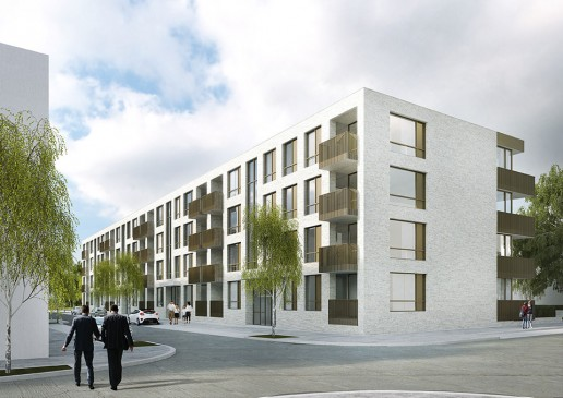 Clouth_Quartier WA14 © GATERMANN + SCHOSSIG